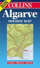 Collins Algarve Holiday Map