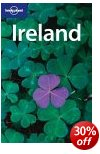 Ireland Lonely Planet Travel Guide Book