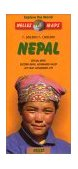 Nepal Trail Map - Nelles