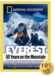 Everest 50 years on the Mountain - National Geographic DVD