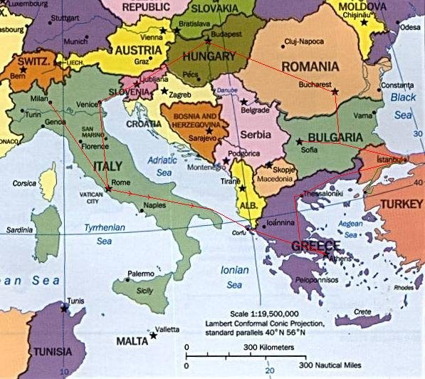 political map of greece with Balkans Map on Chios Map as well Greece Map furthermore Currency Spotlight The Euro likewise Alexandria moreover Maps Of Slovakia.