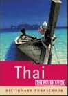 Thai Phrasebook / Dictionary - Rough Guide