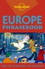 Europe Phrase Book - Lonely Planet