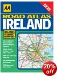 AA Ireland Road Map