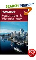 Vancouver & Victoria - Frommer Guide