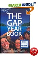 The Gap Year Book - Lonely Planet