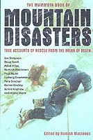 Mammoth Book of Mountain Disasters
