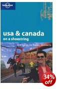 USA & Canada on a Shoestring - Lonely Planet Travel Guide