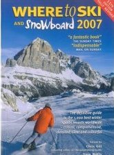 Where to Ski & Snowboard 2007