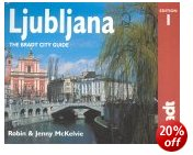 Ljubljana - Bradt City Guide