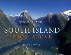 NZ South Island from Above
