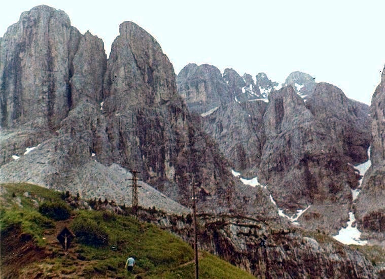 Photo Gallery of the Dolomites in NE Italy