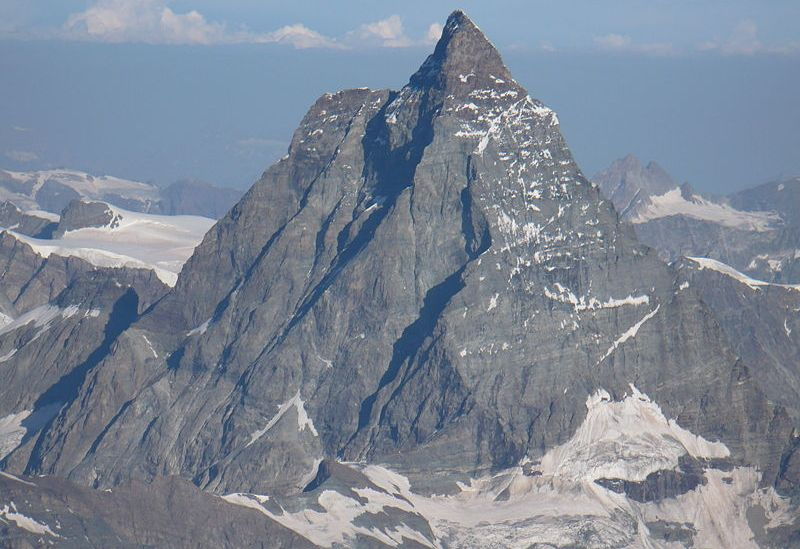 The Matterhorn, Il Cervino ( 4478 metres )