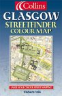 Collins Street Map of Glasgow