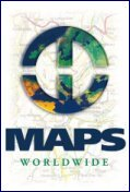 Maps and guides from Maps Worldwide