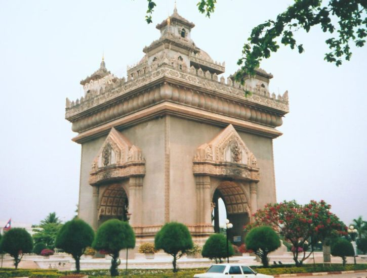 Photo Gallery of Vientiane the capital of Laos