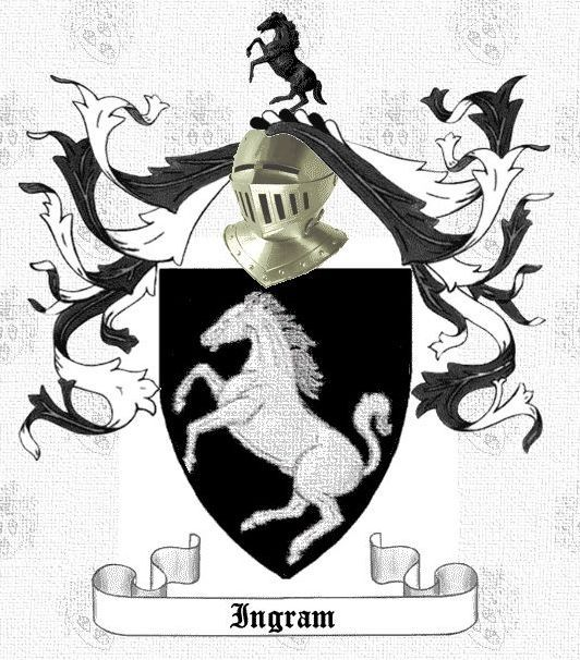 Ingram Coat of Arms