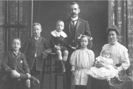 Charles Welch Ingram & Family