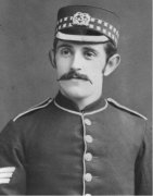 Sergeant George Ingram