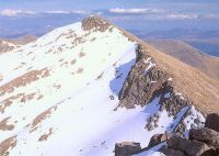 Ben Cruachan in Central Highlands of Scotland