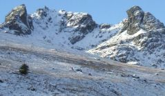 Ben Arthur ( The Cobbler ) in Southern Highlands of Scotland