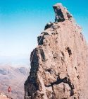 Inaccessible Pinnacle on the Isle of Skye