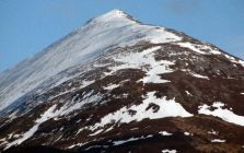 Schiehallion in Southern Highlands of Scotland