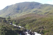 Ben Vorlich in Southern Highlands of Scotland
