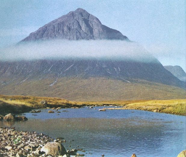 The West Highland Way - Buachaille Etive Mor in Glencoe