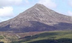 Goatfell on the Isle of Arran