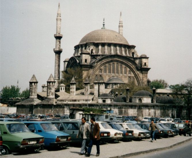 Photo Gallery of Istanbul ( Byzantine City of Constantinople ) in Turkey