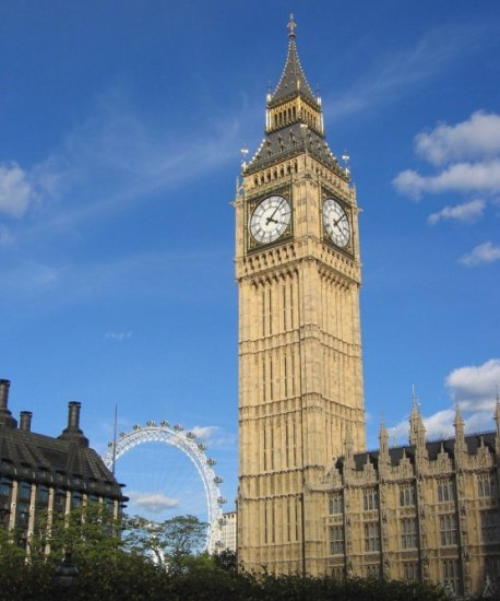 Photo Gallery of London - capital city of England and the UK ( United Kingdom / Great Britain )