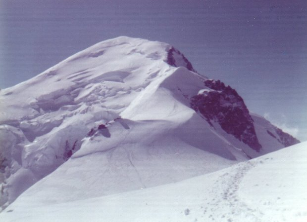 Normal Route on Mont Blanc