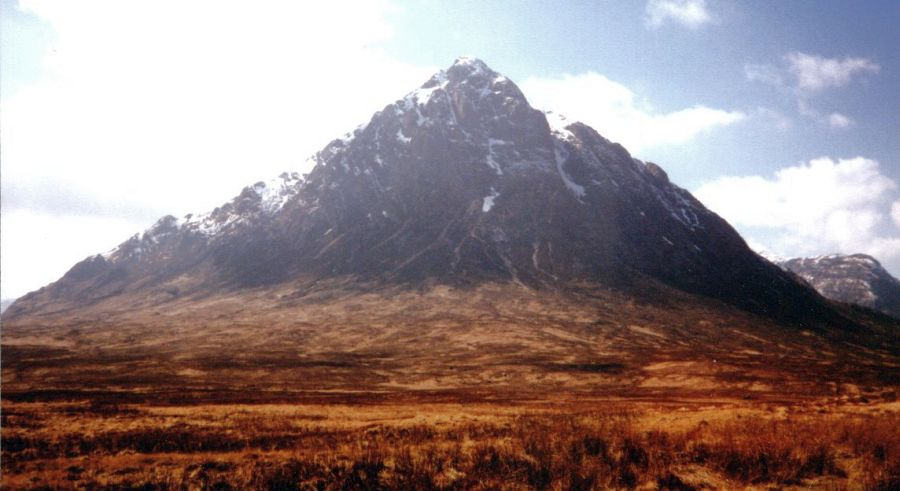 Photo Gallery of Glencoe in the Highlands of Scotland