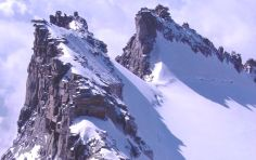 Gran Paradiso - the highest mountain within Italy
