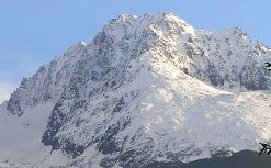 Gerlach Peak - highest mountain in the High Tatras of Slovakia
