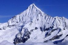 Weisshorn in Switzerland