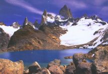 Fitzroy in Patagonia, Chile, South America