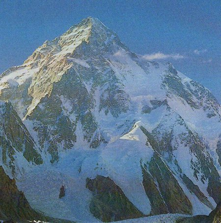 K2 Mountain K2 claimed Alison Hargreaves' life - now her son is on course to scale ...